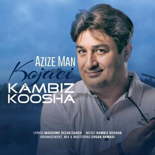 دانلود آهنگ جدید کامبیز کوشا بنام عزیز من کجایی