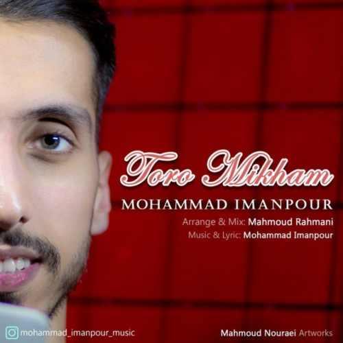آهنگ جدید محمد ایمانپور بنام تو رو میخوام
