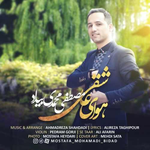 دانلود آهنگ جدید مصطفی محمدی بیداد بنام هوای عاشقی