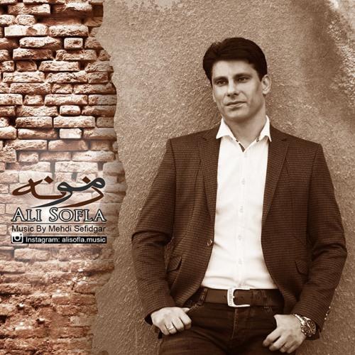 دانلود آهنگ جدید علی سفلی بنام زمونه