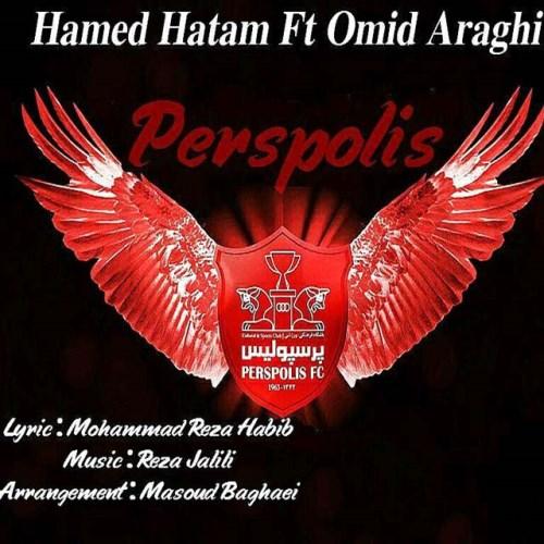 دانلود آهنگ جدید حامد حاتم و امید عراقی بنام پرسپولیس