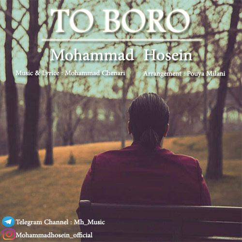 دانلود آهنگ جدید محمد حسین بنام تو برو