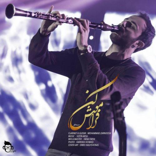 دانلود آهنگ جدید محمد زرنوش بنام فراموش کن