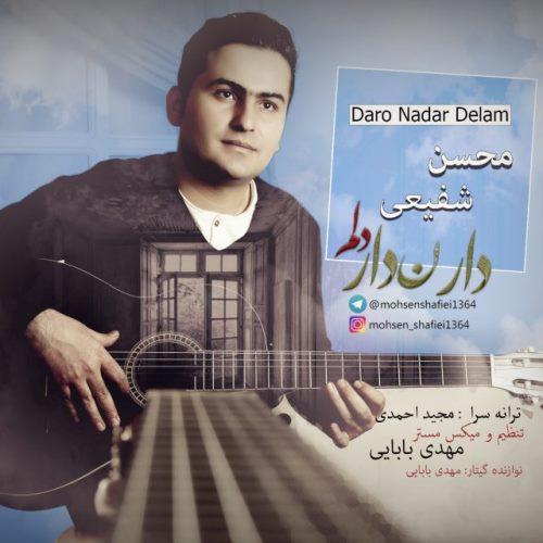 دانلود آهنگ جدید محسن شفیعی بنام دار ندار دلم
