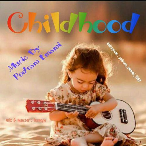 دانلود آهنگ جدید بی کلام پدرام امامی بنام کودکی