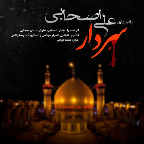 دانلود آهنگ جدید علی اصحابی بنام سردار