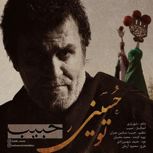 دانلود آهنگ جدید حبیب بنام تو حسینی