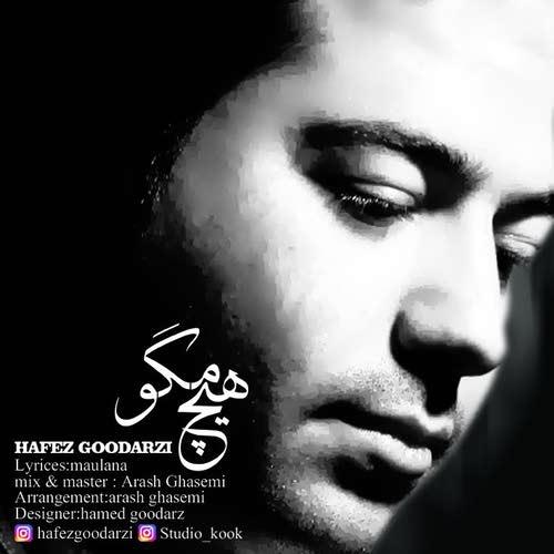 دانلود آهنگ جدید حافظ گودرزی بنام هیچ مگو