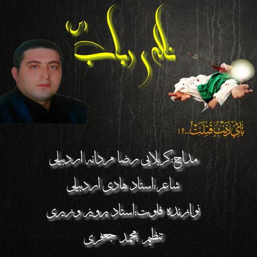 دانلود مداحی کربلایی رضا مردانه اردبیلی بنام ناله ی رباب