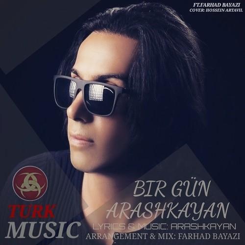 دانلود آهنگ جدید آرش کایان بنام Bir Gun