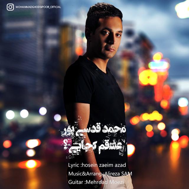 دانلود آهنگ جدید محمد قدسی پور بنام عشقم کجایی