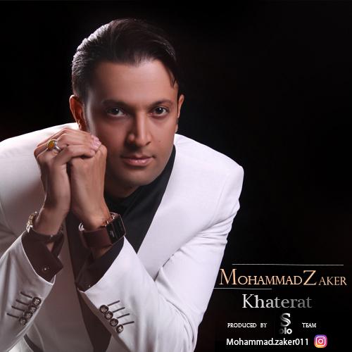 دانلود آهنگ جدید محمد ذاکر بنام خاطرات