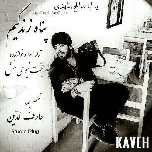 دانلود آهنگ جدید سید حجت نبوى منش ( کاوه ) بنام پناه زندگیم