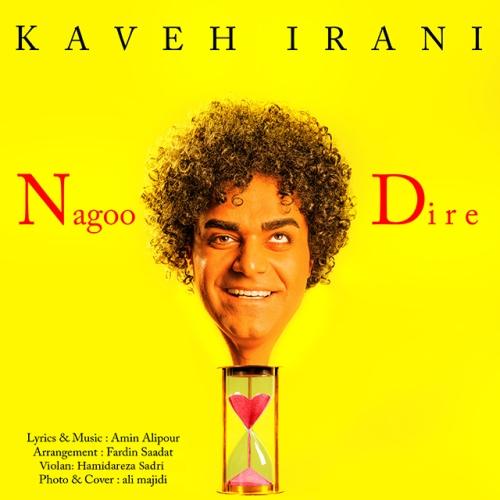 دانلود آهنگ جدید کاوه ایرانی بنام نگو دیره