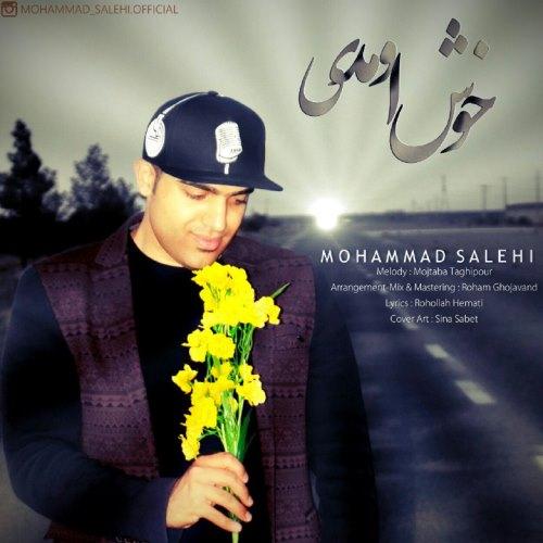 دانلود آهنگ جدید محمد صالحی بنام خوش اومدی