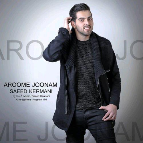 دانلود آهنگ جدید سعید کرمانی بنام آروم جونم