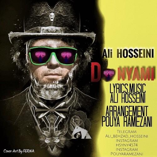 دانلود آهنگ جدید علی حسینی بنام دنیامی