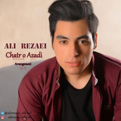 دانلود آهنگ جدید علی رضایی بنام چتر و آزادی