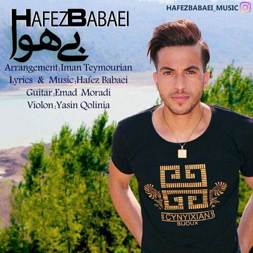دانلود آهنگ جدید حافظ بابایی بنام بی هوا