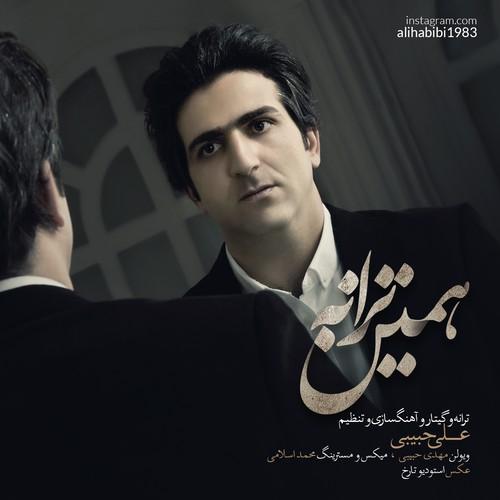 دانلود آهنگ جدید علی حبیبی بنام همین ترانه