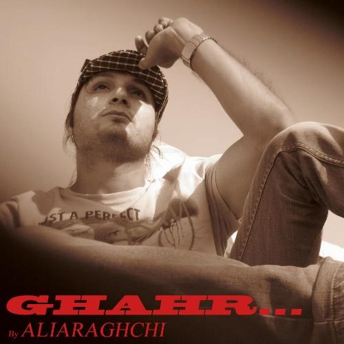 دانلود آهنگ جدید علی عراقچی بنام قهر