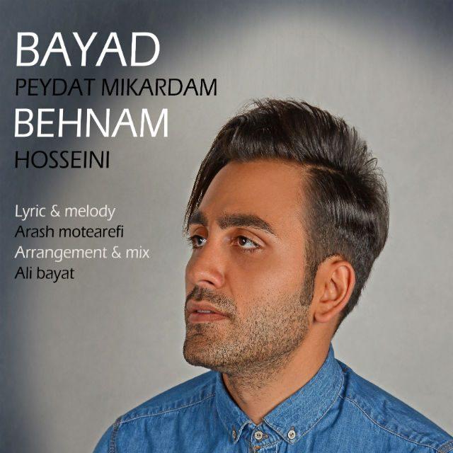 دانلود آهنگ جدید بهنام حسینی بنام باید پیدات میکردم