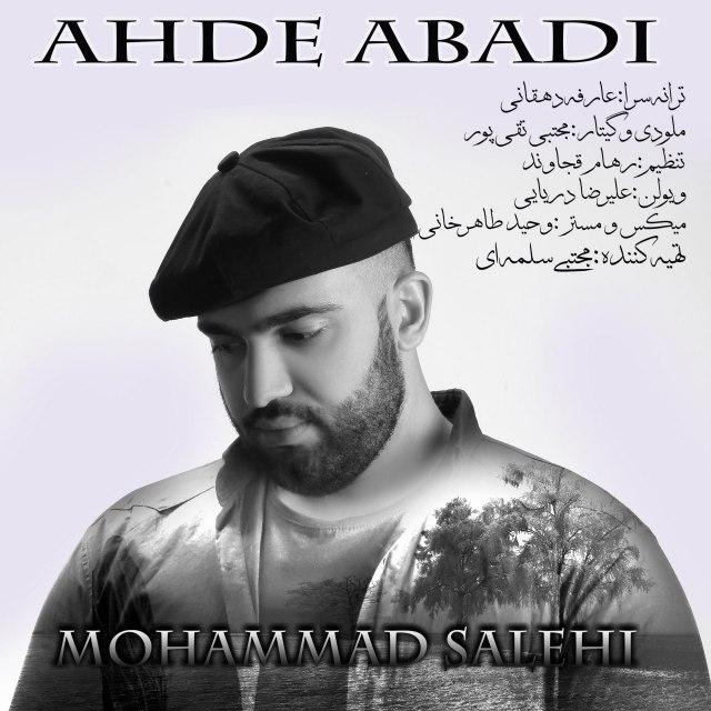 دانلود آهنگ جدید محمد صالحی بنام عهد ابدی