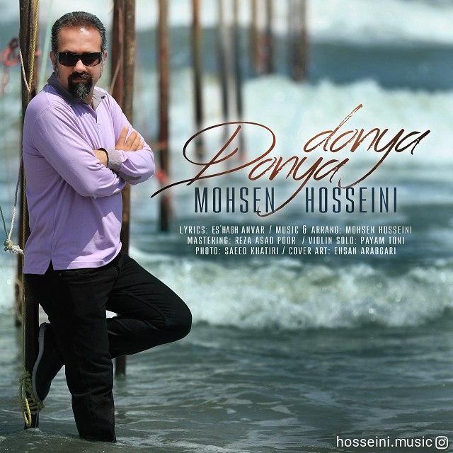 دانلود آهنگ جدید محسن حسینی بنام دنیا دنیا
