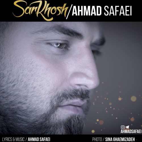 دانلود آهنگ جدید احمد صفایی بنام سرخوش
