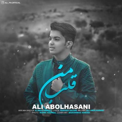 دانلود آهنگ جدید علی ابولحسنی بنام قلب من
