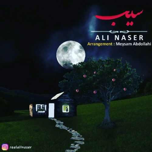 دانلود آهنگ جدید علی ناصر بنام سیب