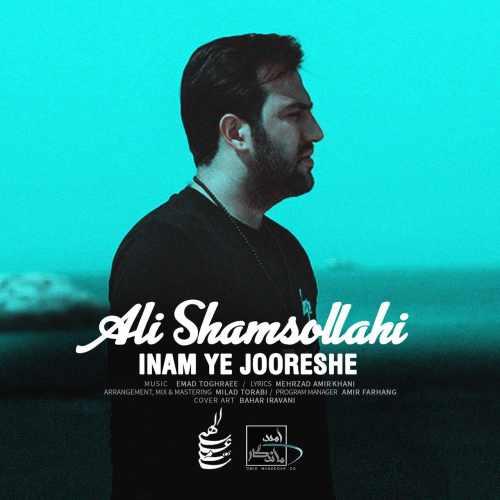 دانلود آهنگ جدید علی شمس الهی بنام اینم یه جورشه