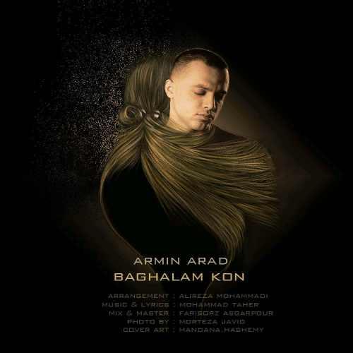 دانلود آهنگ جدید آرمین آراد بنام بغلم کن