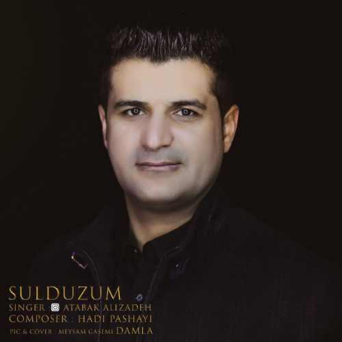 دانلود آهنگ جدید اتابک علیزاده بنام سولدوزوم
