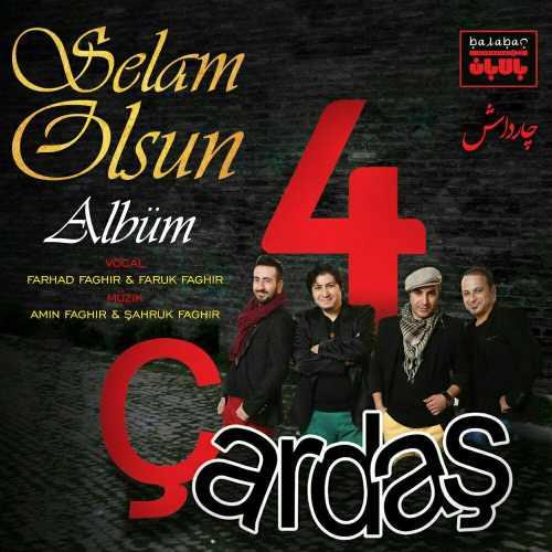 دانلود آلبوم جدید چارداش بنام سلام اولسون