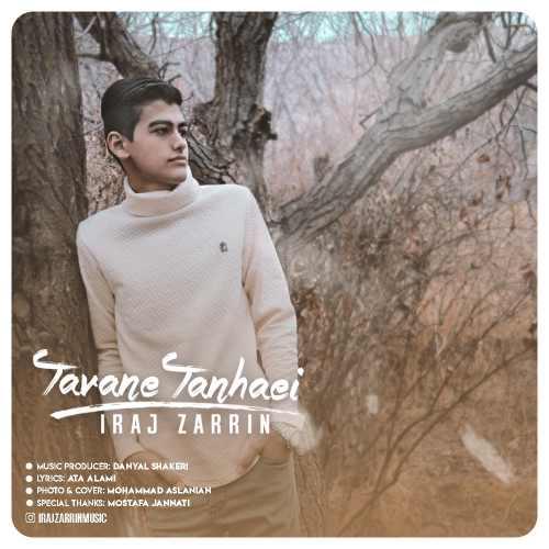 دانلود آهنگ جدید ایرج زرین بنام تاوان تنهایی