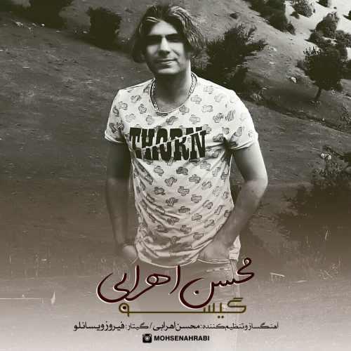 دانلود آهنگ جدید محسن اهرابی بنام گیسو