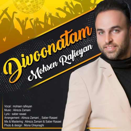 دانلود آهنگ جدید محسن رفیعیان بنام دیوونتم