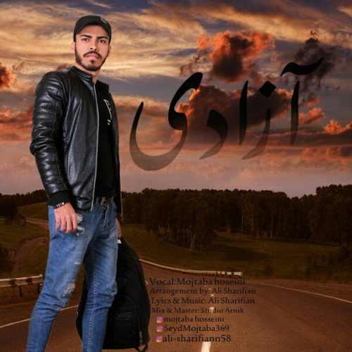 دانلود آهنگ جدید مجتبی حسینی بنام آزادی