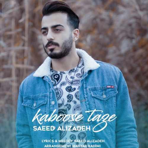 دانلود آهنگ جدید سعید علیزاده بنام کابوس تازه