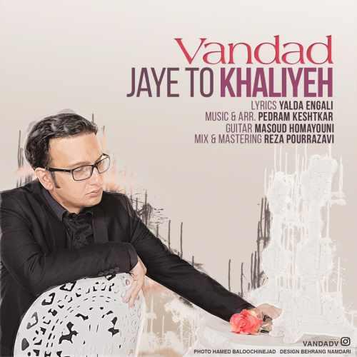 Vandad Jaye To Khaliyeh - دانلود آهنگ جدید و زیبای ونداد با نام جای تو خالیه
