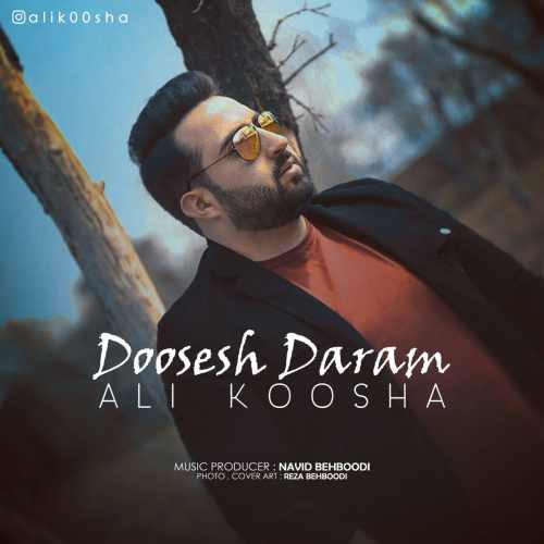 دانلود آهنگ جدید علی کوشا بنام دوسش دارم
