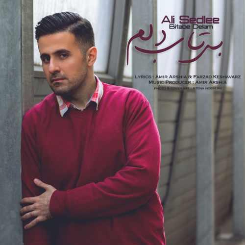 دانلود آهنگ جدید علی سدلی بنام بی تاب دلم