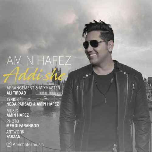 دانلود آهنگ جدید امین حافظ بنام عادی شه