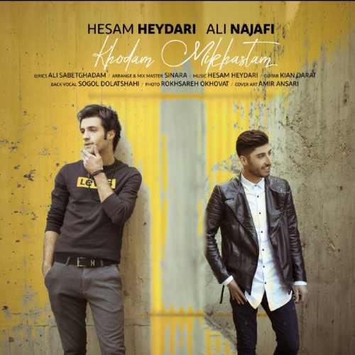 دانلود آهنگ جدید حسام حیدری و علی نجفی بنام خودم میخواستم