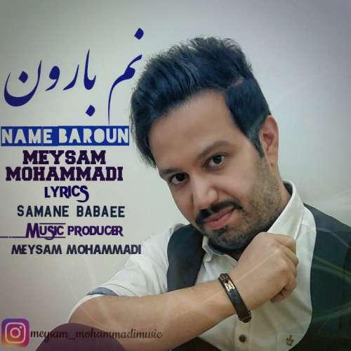 دانلود آهنگ جدید میثم محمدی بنام نم بارون