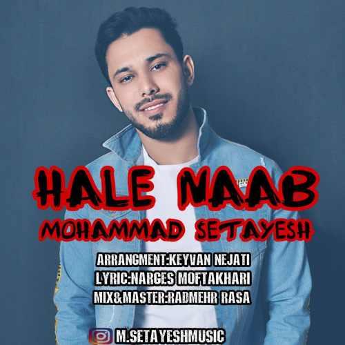 دانلود آهنگ جدید محمد ستایش بنام حال ناب