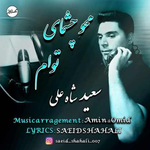 دانلود آهنگ جدید سعید شاه علی بنام محو چشمای تو ام