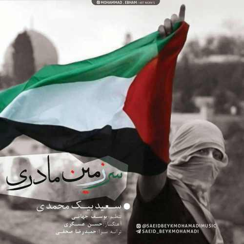 دانلود آهنگ جدید سعید بیک محمدی بنام سرزمین مادری