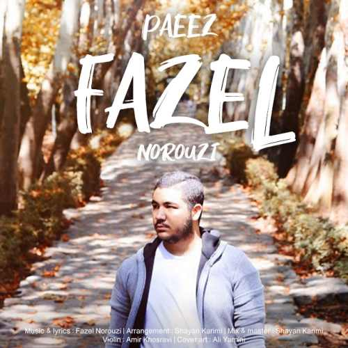 دانلود آهنگ جدید فاضل نوروزی بنام پاییز